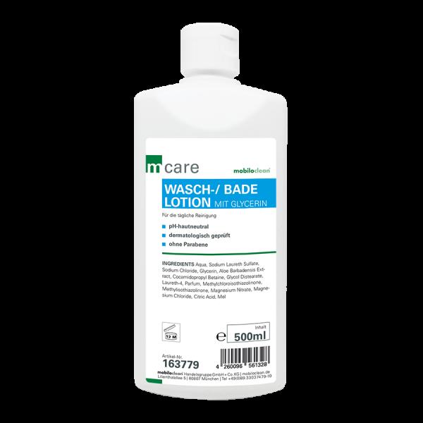 mcare Wasch- und Badelotion 500ml