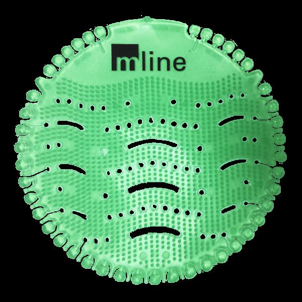 mline WC-Urinaleinlage Cucumber Melon grün