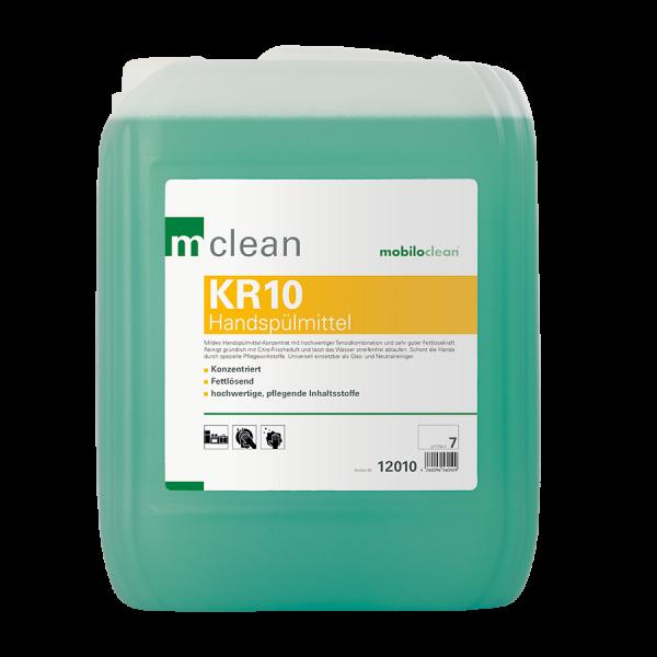 mclean KR10 Handspülmittel grün 10l
