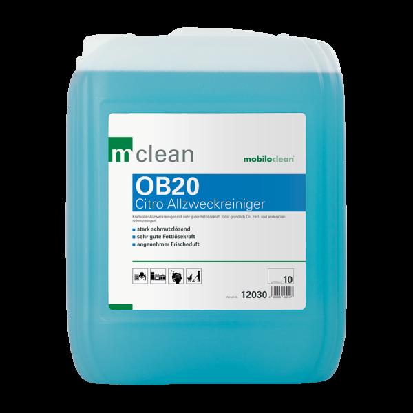 mclean OB20 Citro-Allzweckreiniger 10l