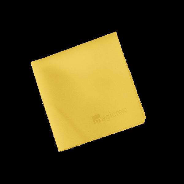 mtex magictex Mikrofaser PU Tuch gelb