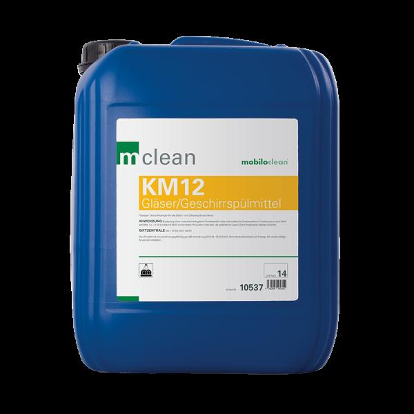 mclean KM12 Gläser-/Geschirrspülmittel 10l