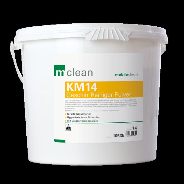 mclean KM14 Geschirr-Reiniger-Pulver 10kg