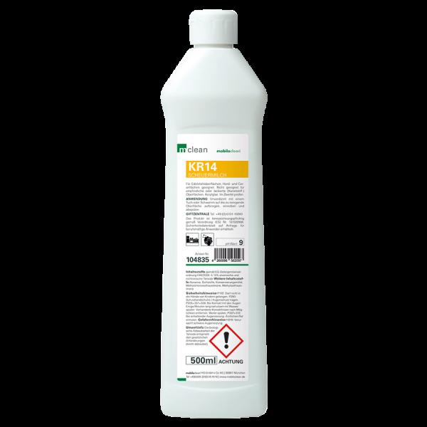 mclean KR14 Scheuermilch 500ml