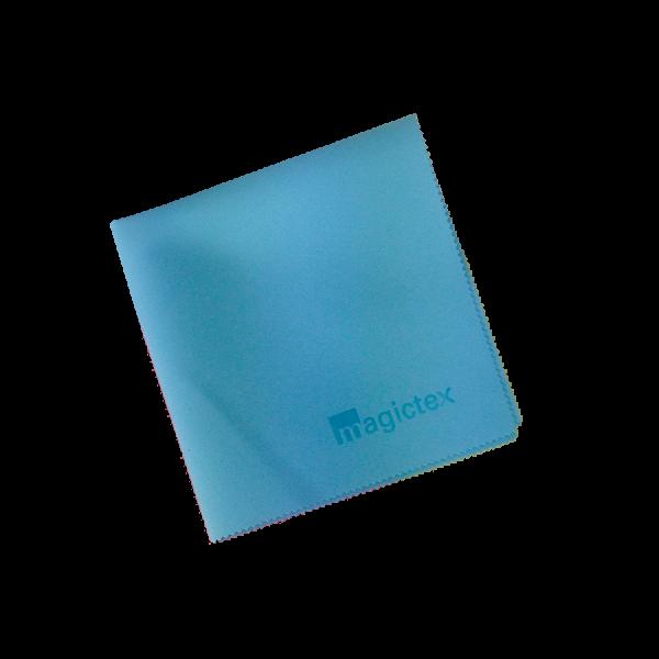 mtex magictex Mikrofaser PU Tuch blau