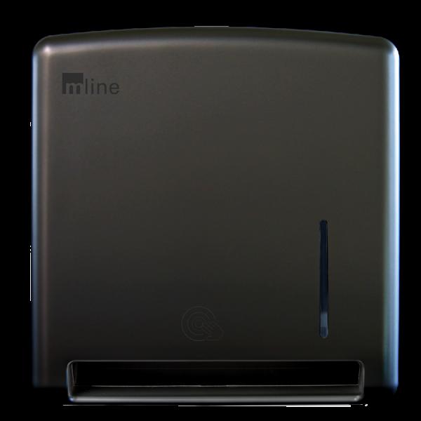 mline Papierrollenspender sensor schwarz, 230V